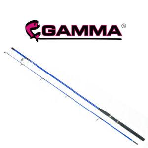 CAÑA GAMMA FIBER 240 SPINNING ROD 2 TRAMOS 30-60GRS.