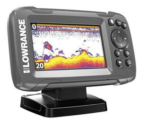 ECOSONDA LOWRANCE HOOK 2 GPS