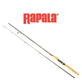 CAÑA RAPALA SUPREME SUP210M SPINNING ESPECIAL 2,10 MTS. 2 SEC. 10/40 GRS