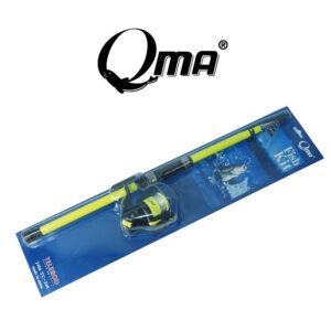 COMBO QMA TC-270 REEL FRONTAL – CAÑA TELESCOPICA 2,70 MTS.
