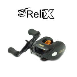REEL RELIX G-TREX 100 ROTATIVO SAPITO 3 RULEMANES 6.1:1 120MTS. 0,30MM.