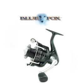 REEL BLUE FOX FRONTAL TOLTEN 4000 3 RULEMANES GEAR RATIO: 5.1 A 1 CAPACIDAD 100 MTS 0,40 MM