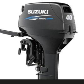 SUZUKI DT 40W/DT 40WR