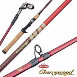 CAÑA BERKLEY CHERRYWOOD HD CWD661MHC 10-20 LB 1TC